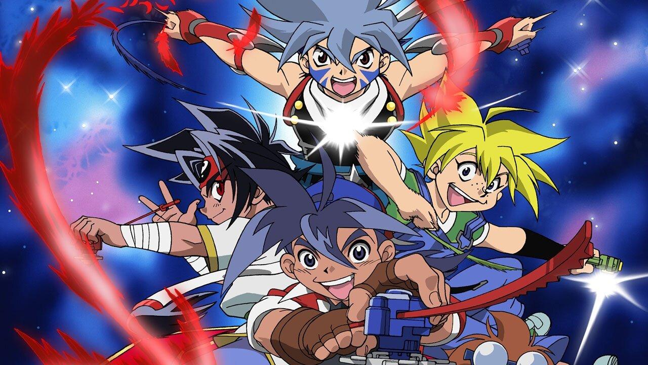 beyblade madhouse anime pluto tv