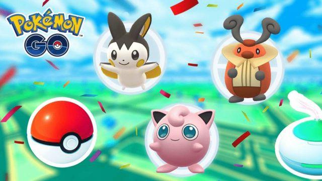 Evento Carnaval Pokémon Go