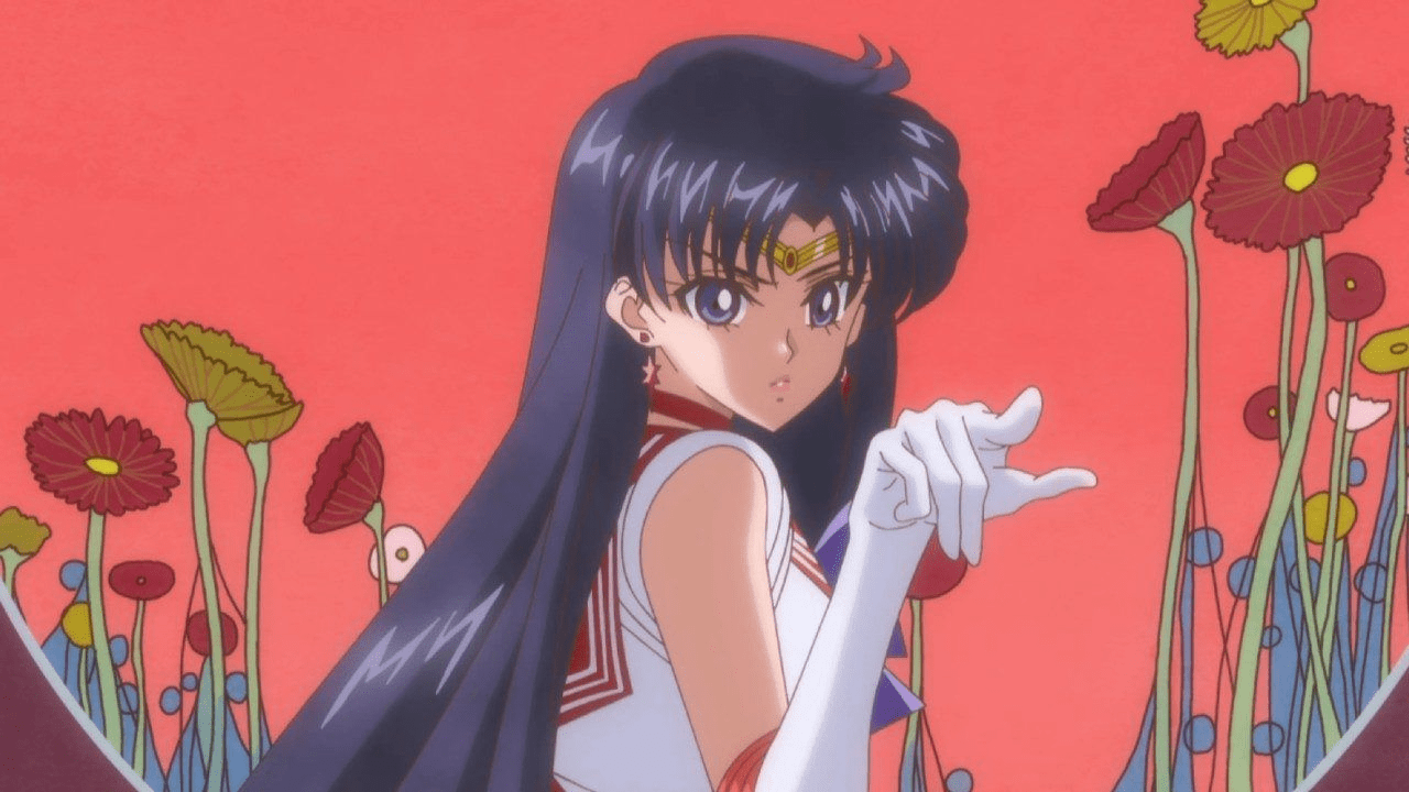 sailor mars edad sailor scouts