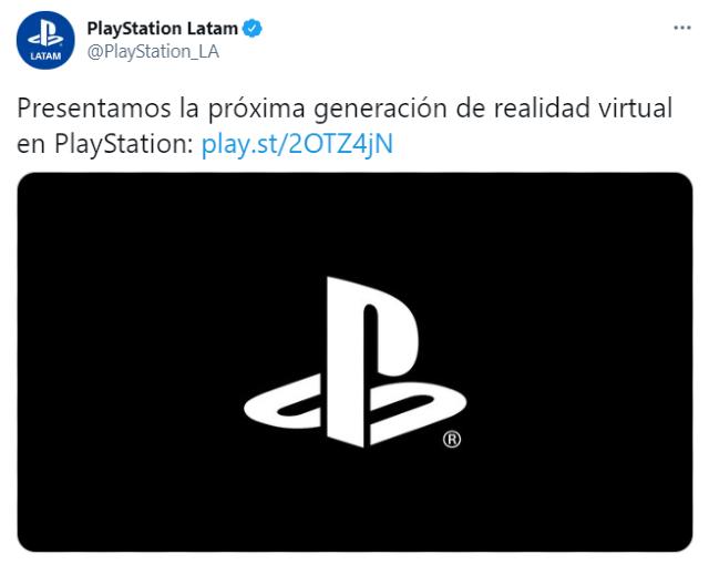 Sony presentó la nueva generación de VR para PlayStation 5