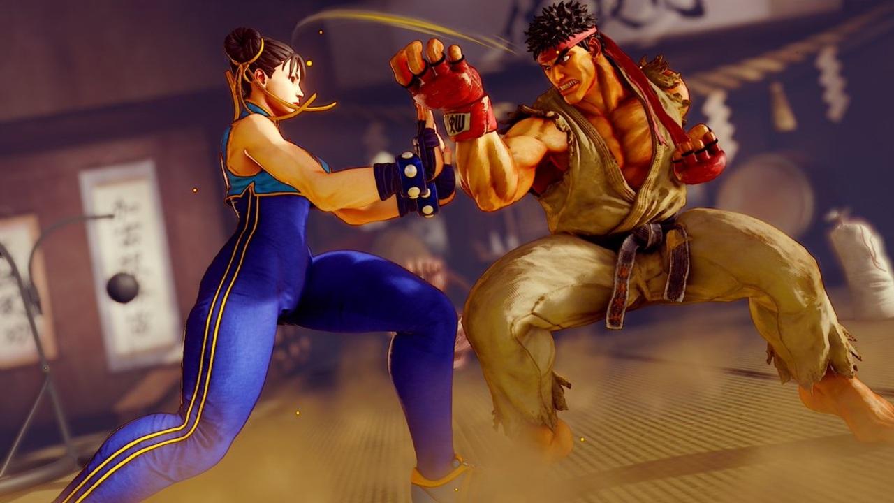 Personajes de Street Fighter llegarán a Fortnite