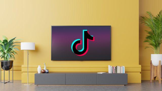 TikTok llega a Android TV y Google TV