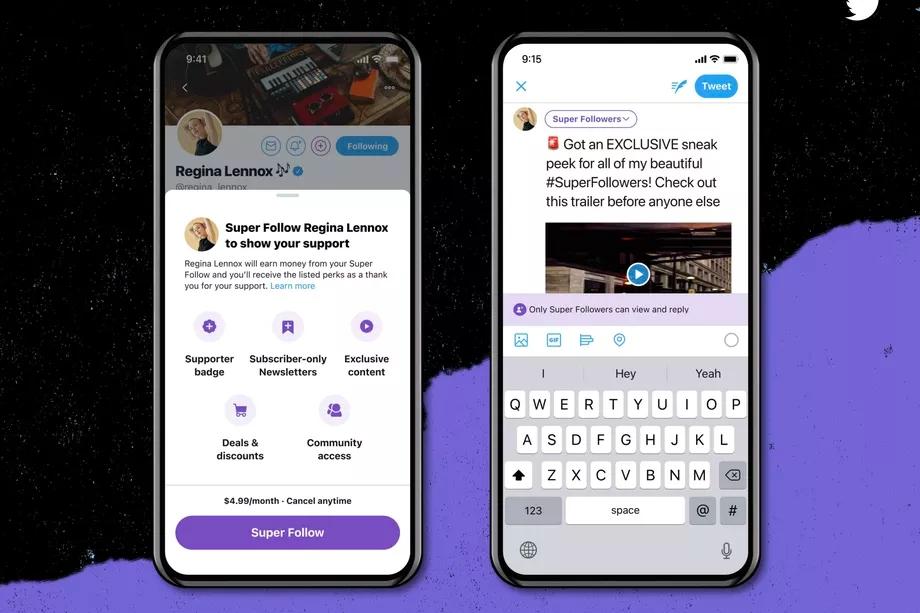 Twitter lanzará suscripción para tener contenido exclusivo