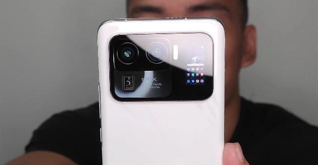 Xiaomi Mi 11 Ultra incluirá una pantalla trasera