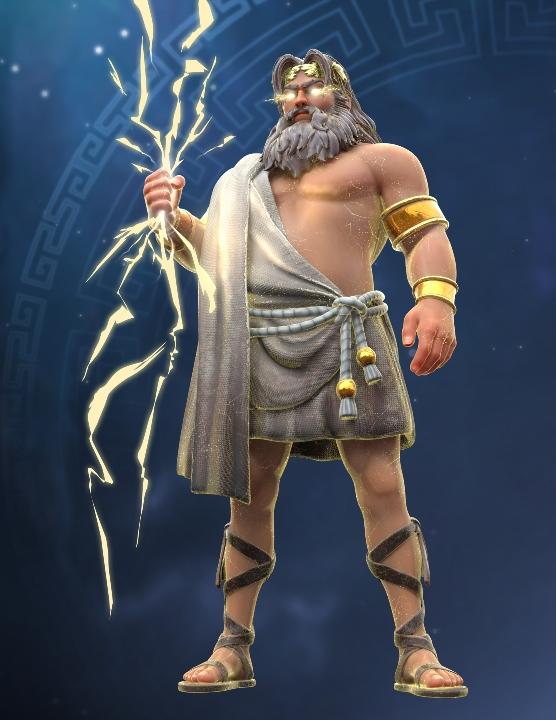 Zeus, Immortals Fenyx Rising
