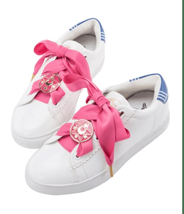Los tenis de Sailor Moon que toda fan debería tener en su armario