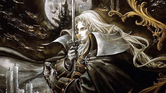castlevania symphony of the night aniversario
