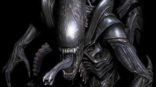 Alien Portada del nuevo cómic de Marvel