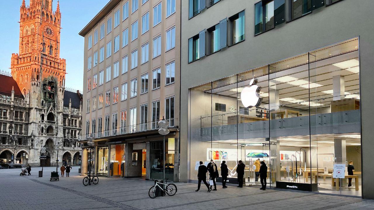 Apple inversión tecnología 5G Alemania