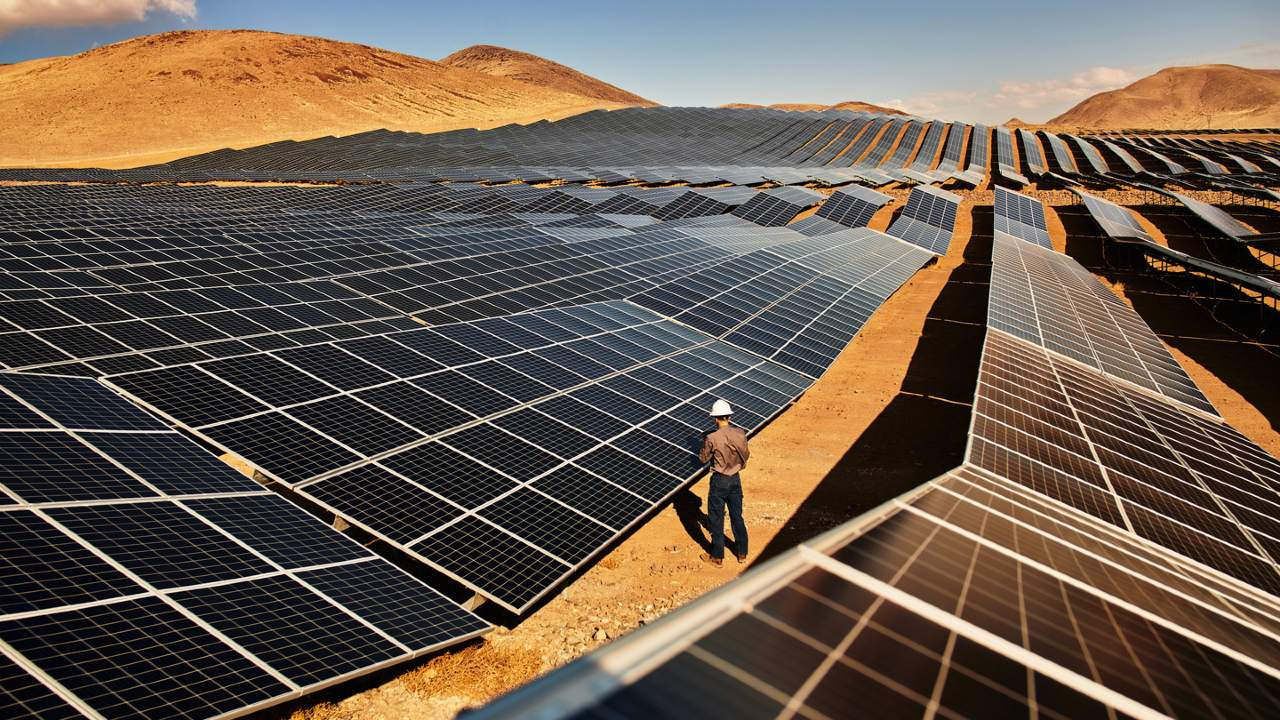 Apple progreso generación energía limpia