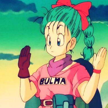 Bulma en los inicios de Dragon Ball