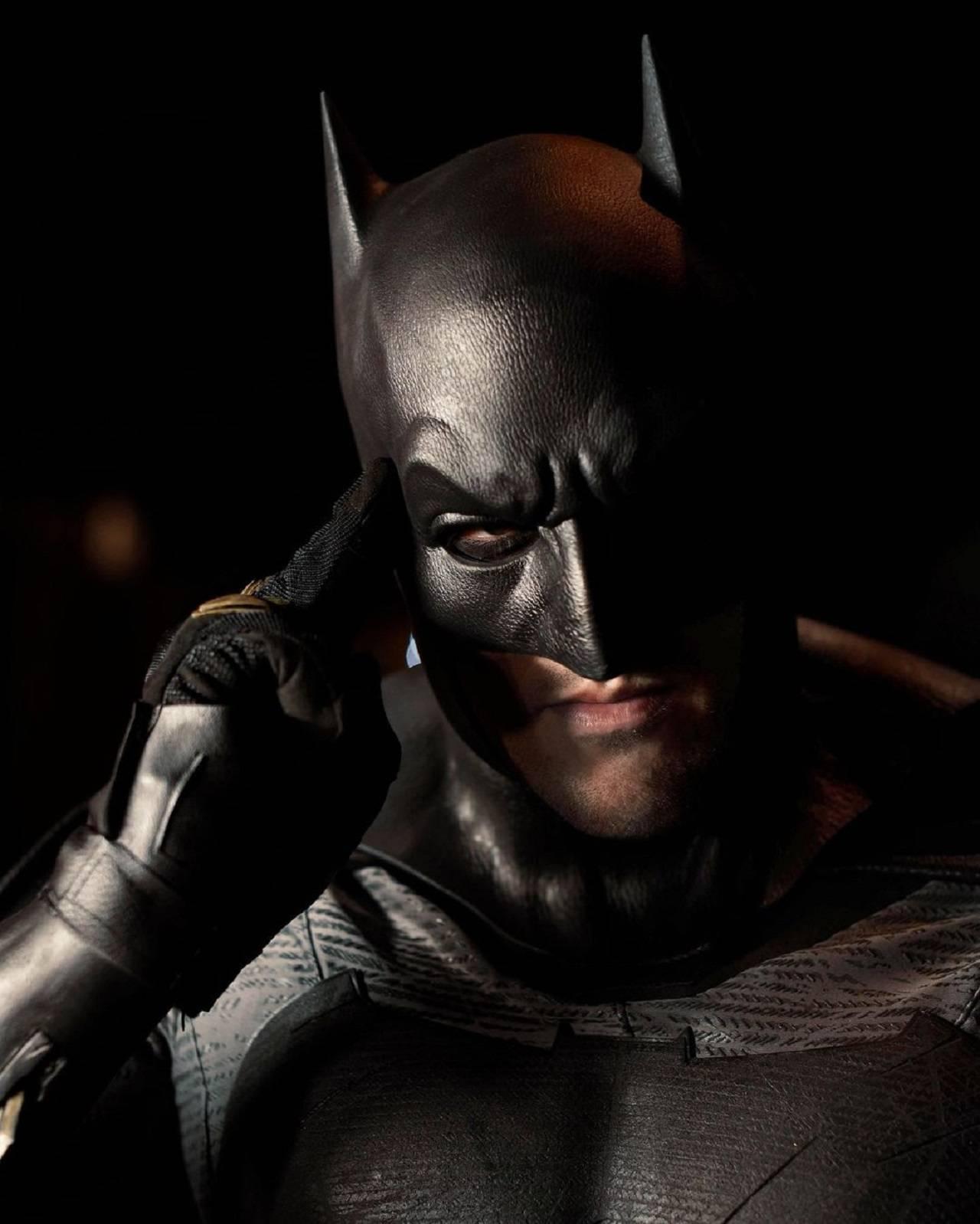 Batman Cosplay DC Comics Ben Affleck