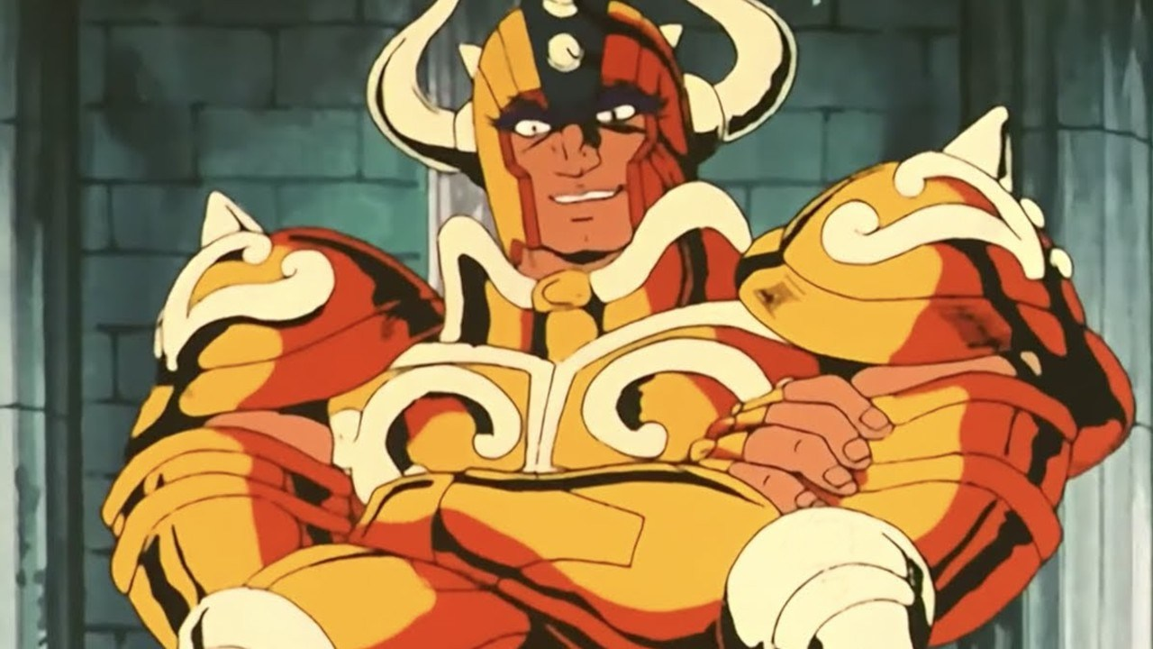aldebaran caballero dorado saint seiya