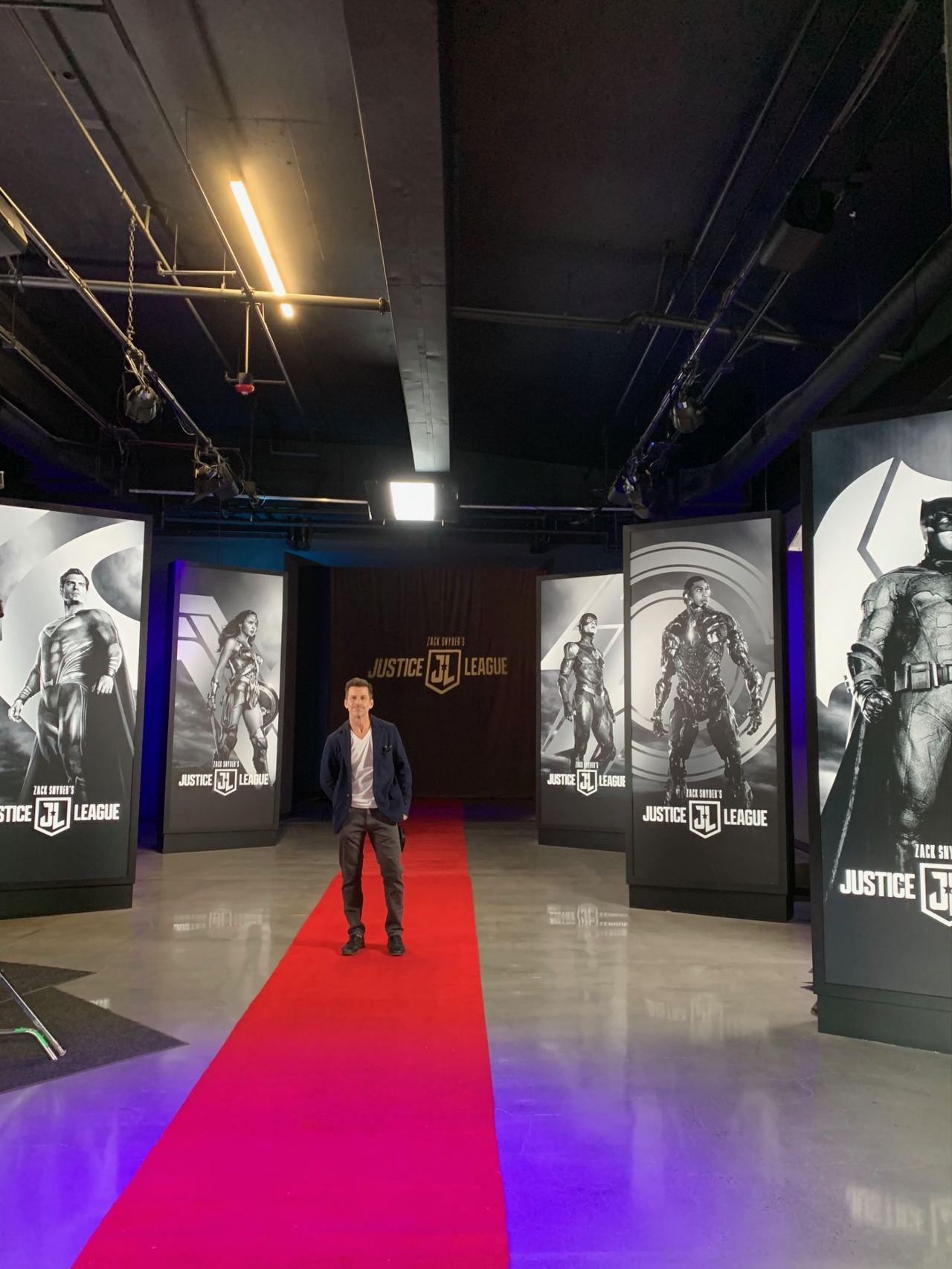 DC Comics Snyder Cut estreno documental making of