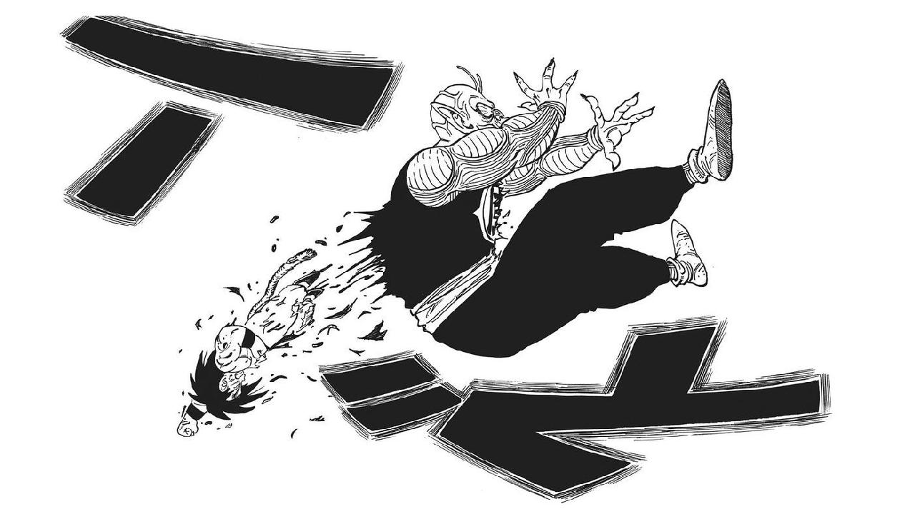 dragon ball goku píkoro muerte