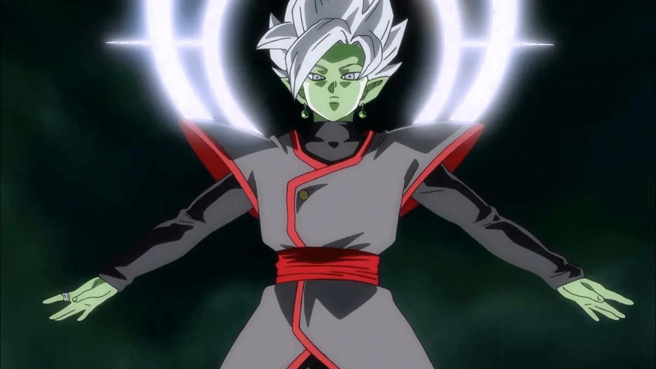 super saiyajin dios zamasu potara
