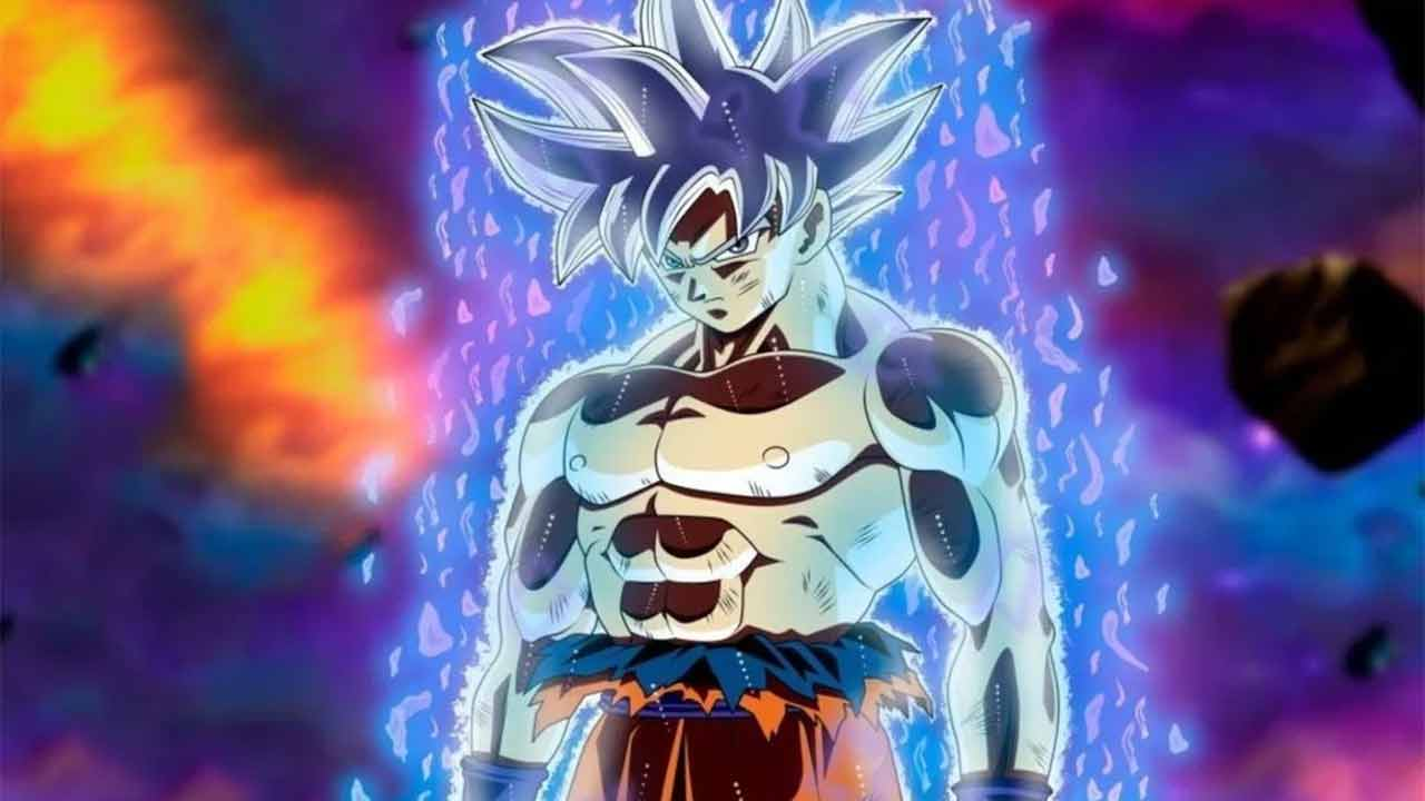 cosplay Ultra Instinto Dragon Ball Goku Super