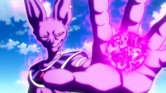 Dragon Ball Hakai Dios de la Destrucción Bills