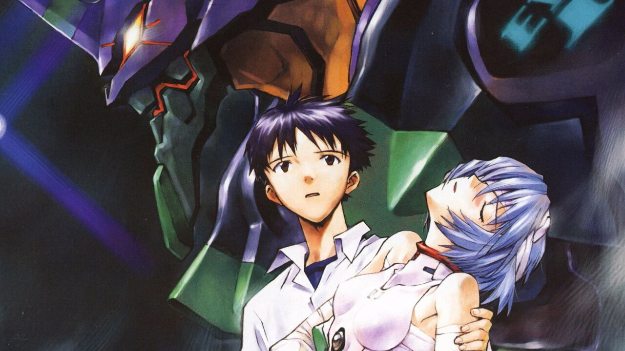 evangelion anime legal formas de ver