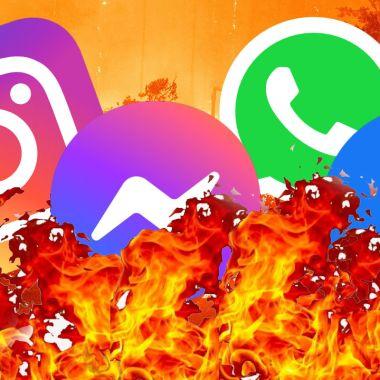 Facebook, Instagram, WhatsApp y Facebook Messenger presentan fallas
