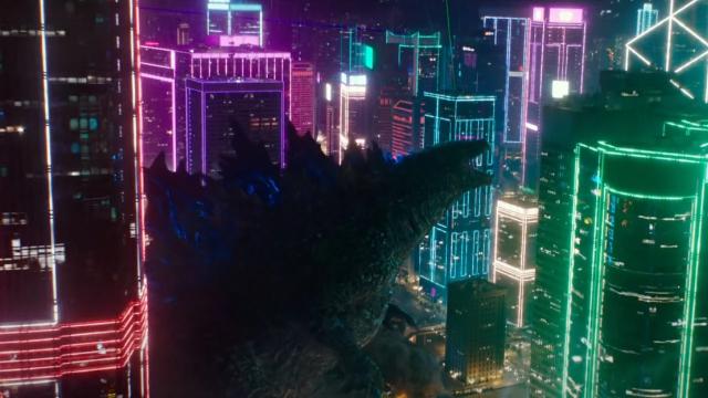 Godzilla vs Kong Reseña
