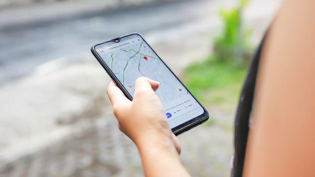 Google Maps dibujos mapas editar información
