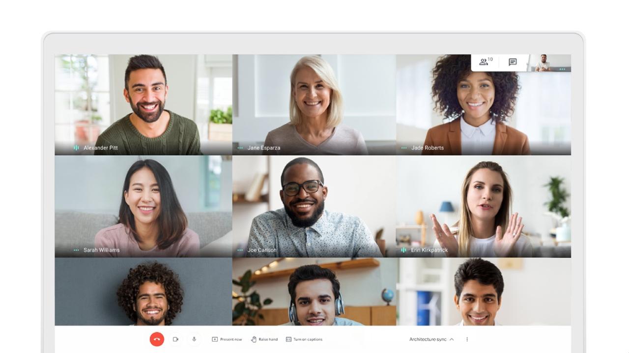 Google Meet videollamadas ilimitadas junio versión gratis