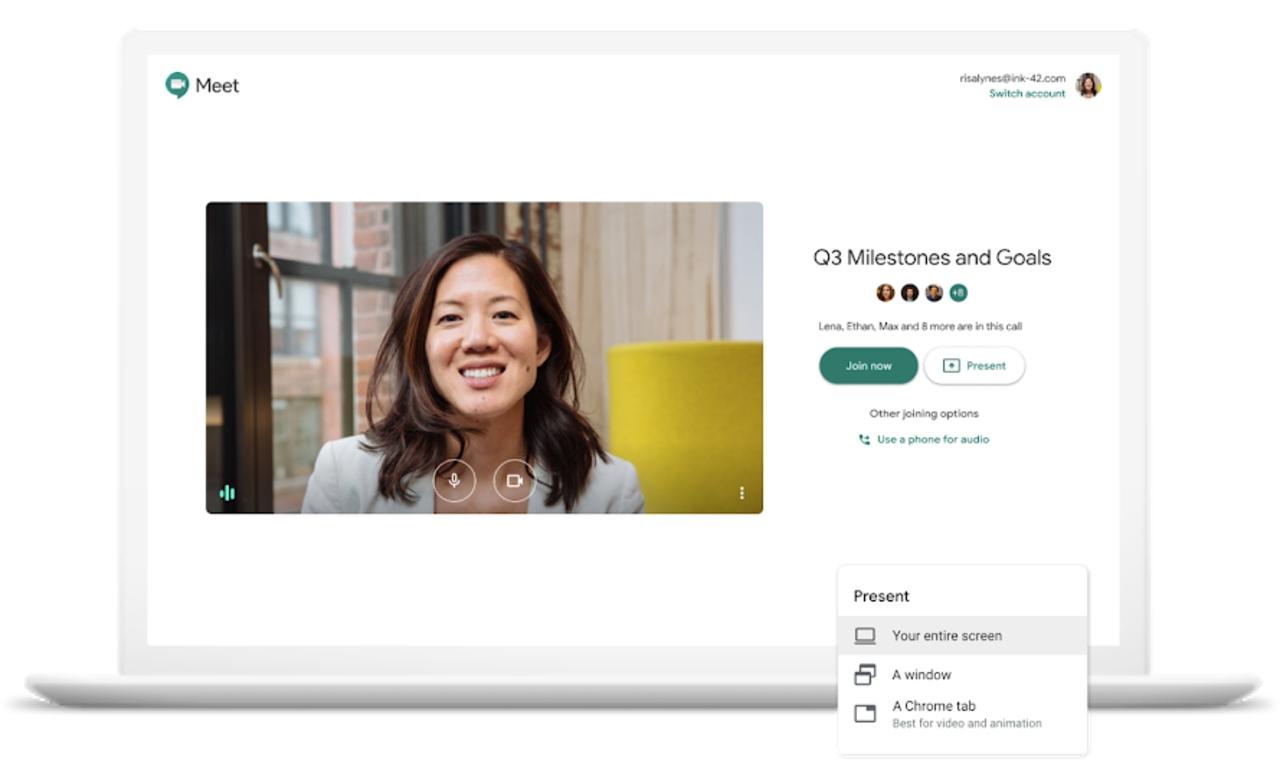 Google Meet videollamadas gratuitas ilimitadas junio