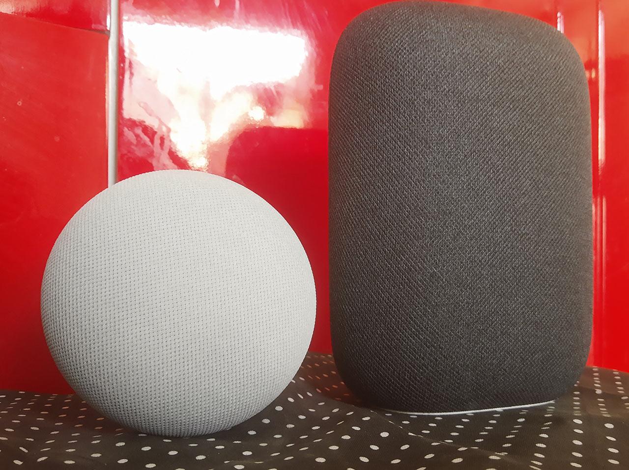Google Nest Audio Nest Mini México Especificaciones