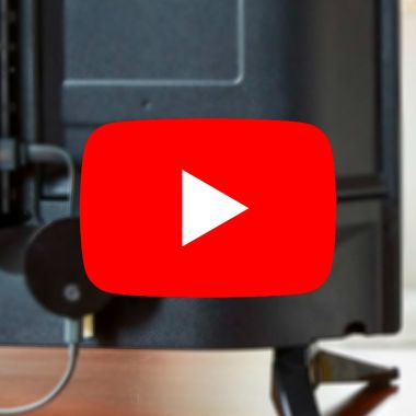 Google aplicación YouTube Chromecast