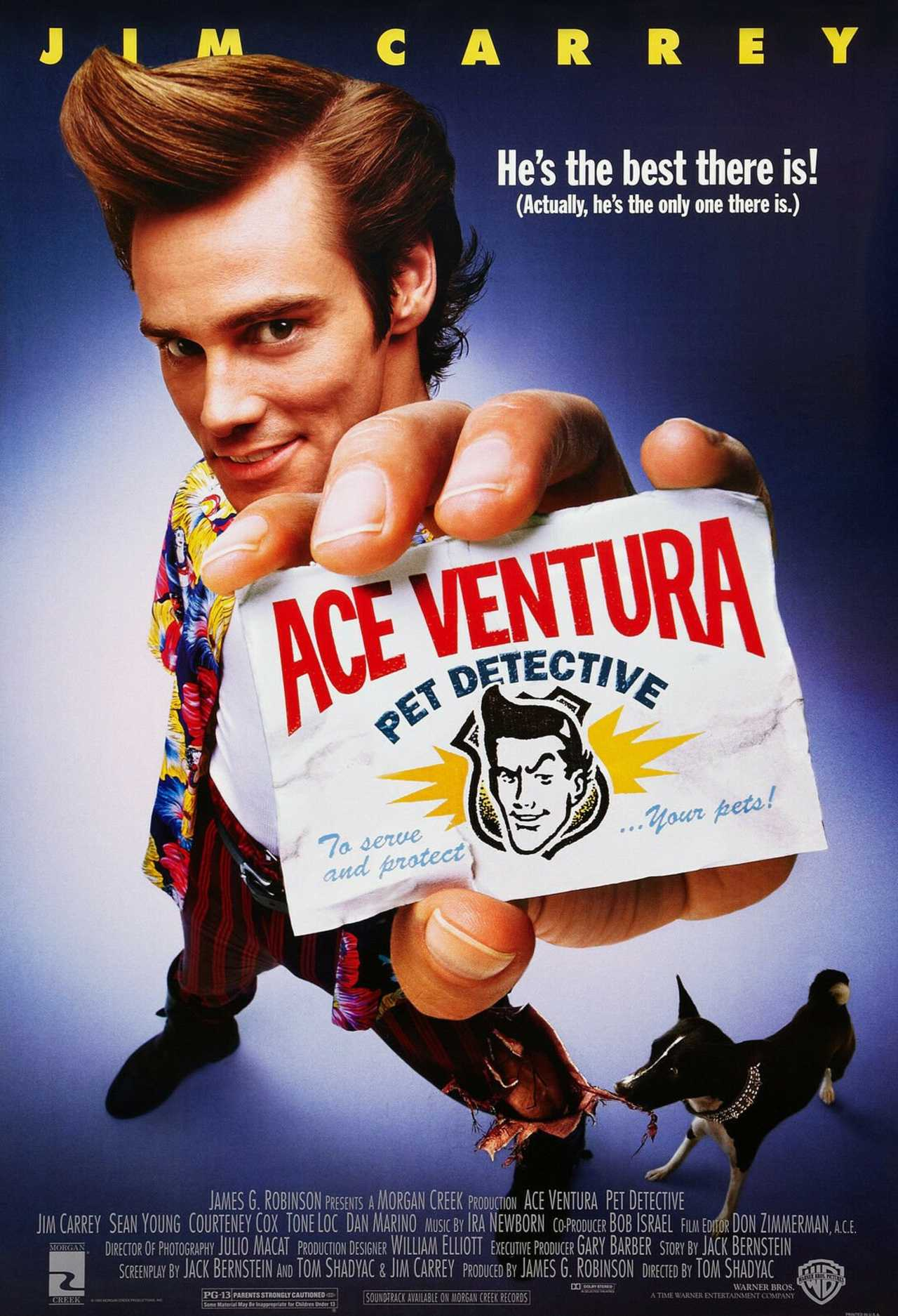 Amazon Jim Carrey protagonizará Ace Ventura 3