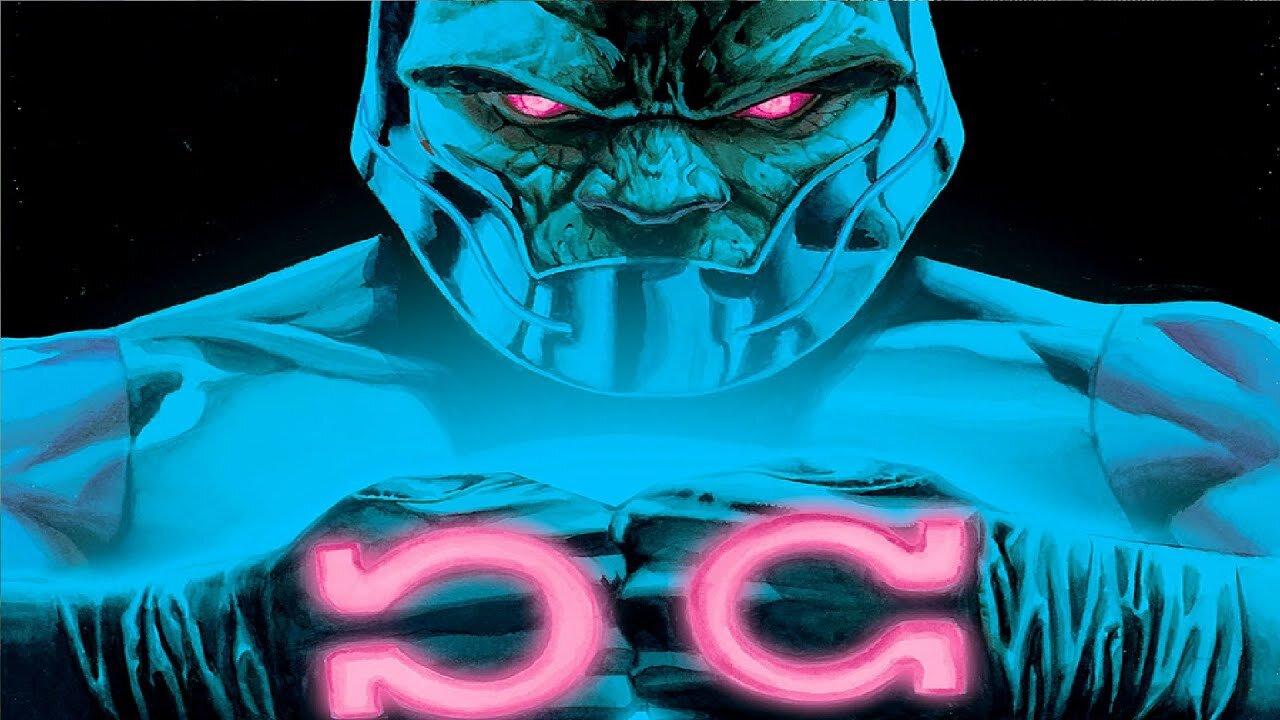ecuación anti vida darkseid dc comics