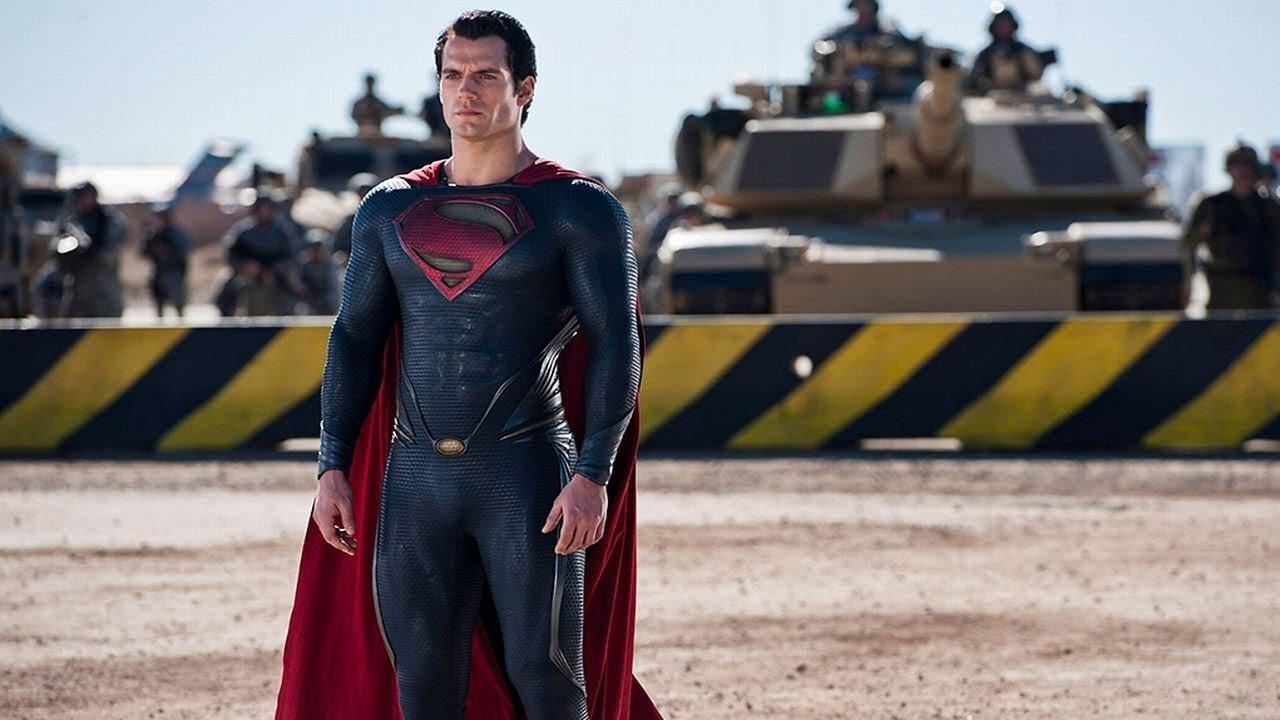 superman zack snyder película dcu