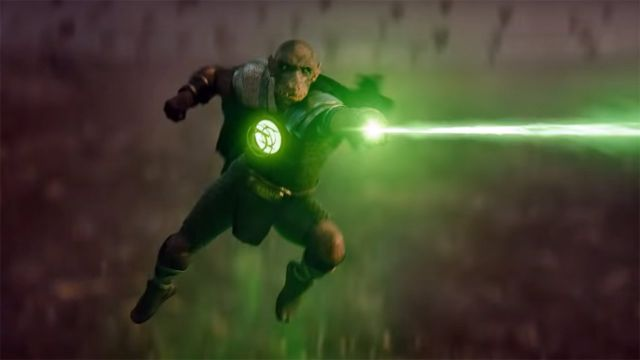 Justice League Snyder Cut tráiler final Green Lantern