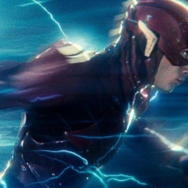 justice league flash viaje en el tiempo