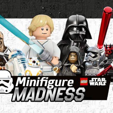 LEGO torneo mejor minifigura Star Wars personajes