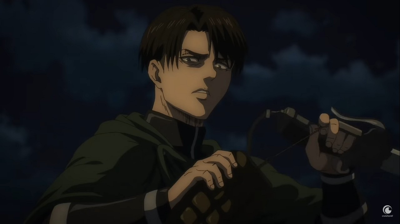 Levi Ackerman Shingeki no Kyojin Attack on titan