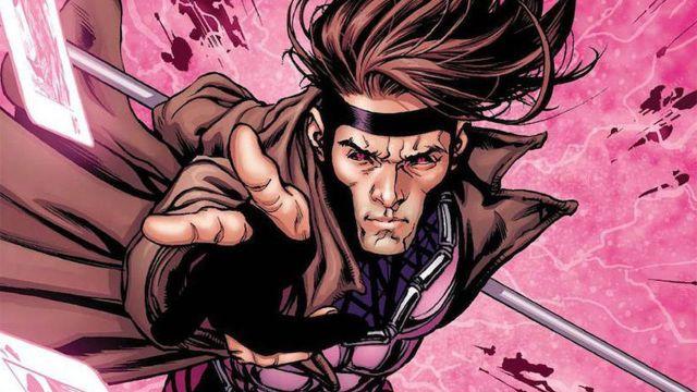 Marvel Dibujo Gambit X-Men cosplay