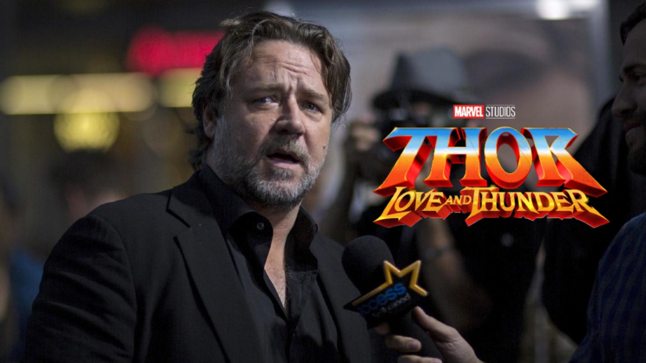 Marvel Thor Love and Thunder Russell Crowe reparto