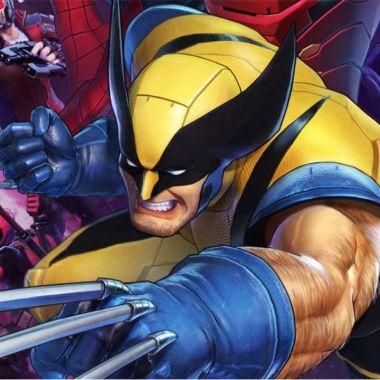 Cosplay Wolverine Marvel Ilustración