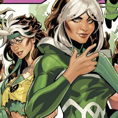 Marvel Roge Tierra Salvaje X-men