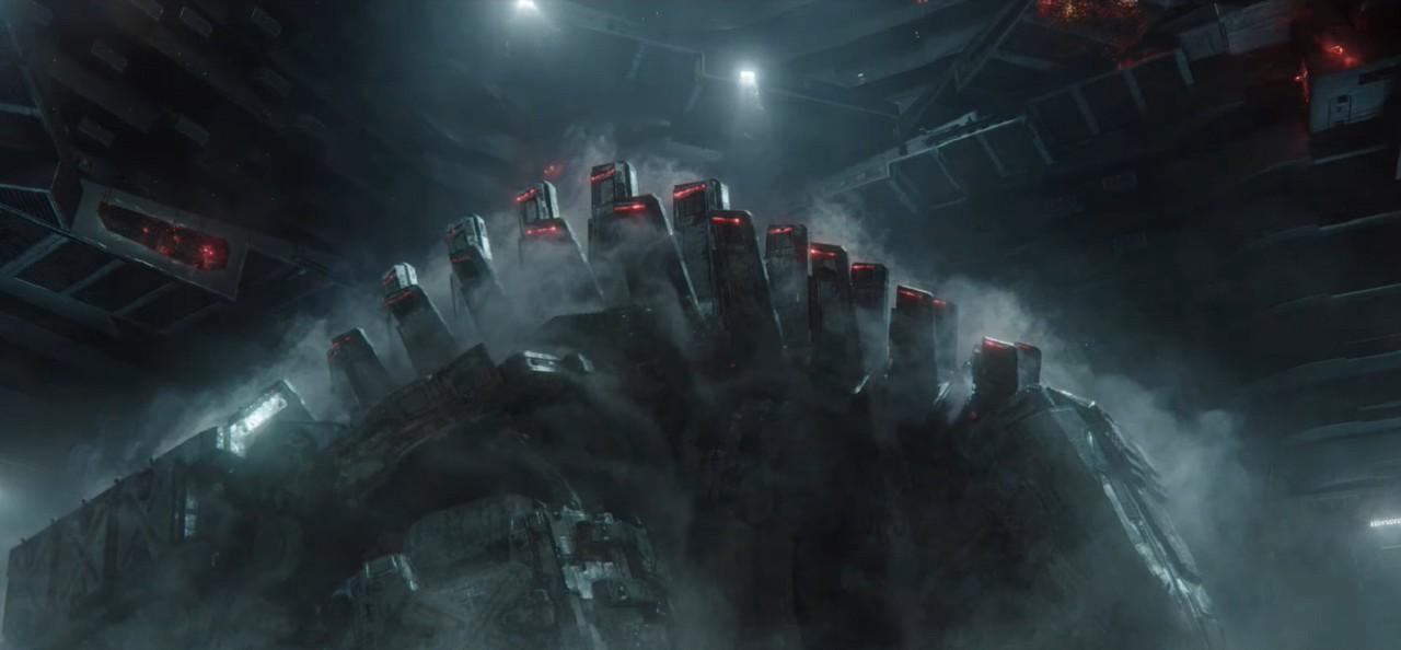Godzilla vs Kong Película Tráiler Mechagodzilla