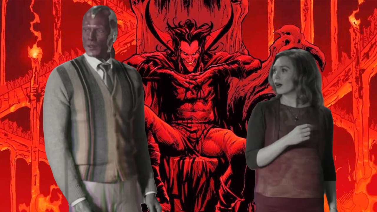 Mephisto Serie WandaVision Marvel Studios