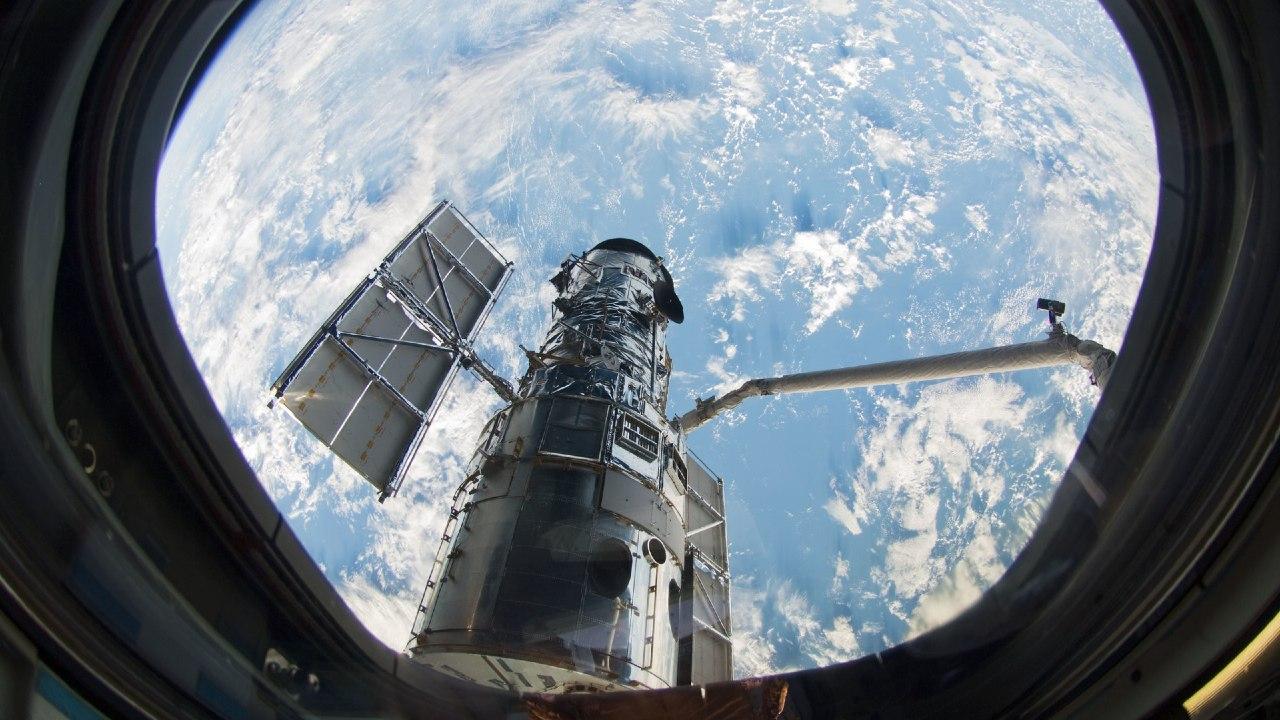 NASA telescopio Hubble reanudó operaciones modo seguro