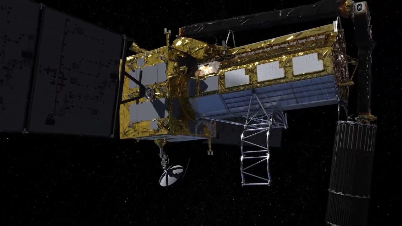 NASA prepara satélite rastreo desastres naturales