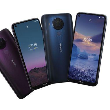 Nokia 5.4 Especificaciones Precio disponibilidad en México