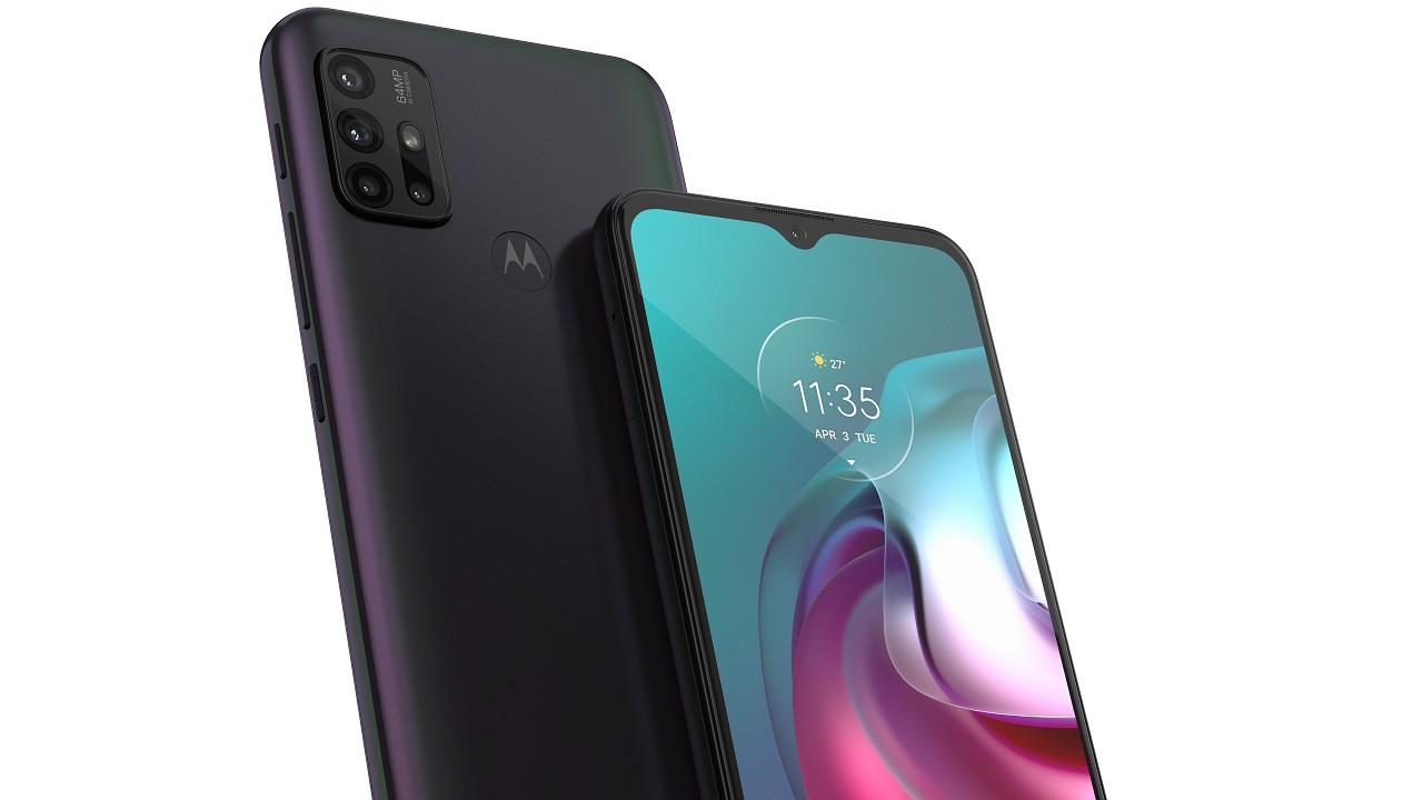 Motorola Nuevo Teléfono Moto G30 Gama Media
