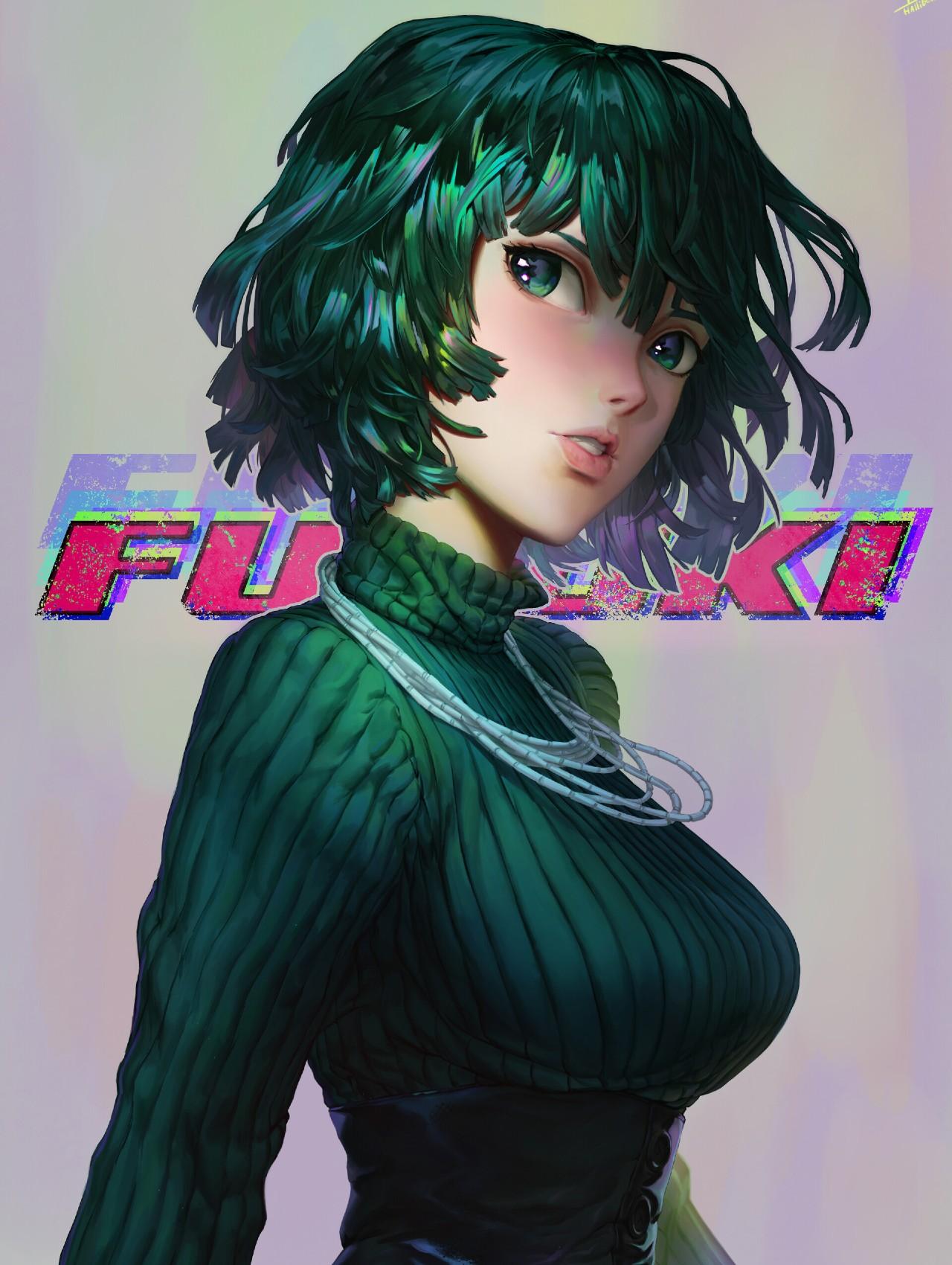 One Punch Man_ Fan Art recrea a Fubuki con un nuevo estilo y el resultado es sorprendente