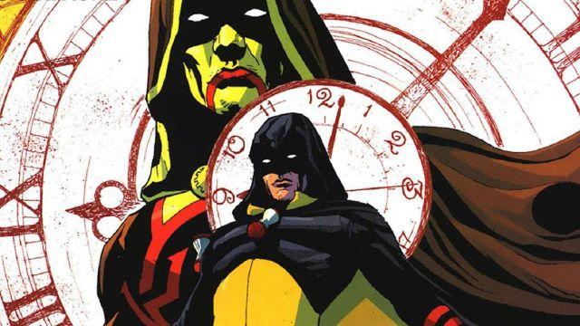 Hourman Película DC Comics Warner Bros