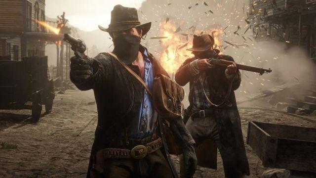 Red Dead Redemption Videojuego Rockstar PlayStation Película